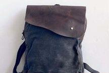 Bags - Tassen / tas - leer - leather -  bag - purse - sag - clutch - rugzag - hip - heuptas - wallet - portemonee -  / by Iris Likes This