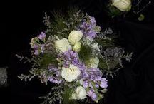 Limonium Wedding Flower / Wedding pictures to inspire you to see you can use Limonium in your wedding bouquets, corsages and boutonnieres.  Free Flower Tutorials!  http://www.wedding-flowers-and-reception-ideas.com/make-your-own-wedding.html