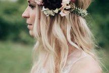 flower crown / FLORA floral botanical atelier