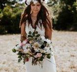 wedding  bouquets  / FLORA floral botanical atelier
