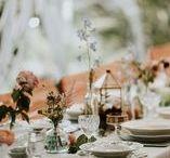 tablescapes / FLORA floral botanical atelier