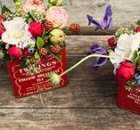 arrangement/FLORA floral botanical atelier