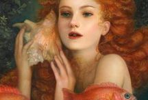 Mermaids and Sirens / enchantment
