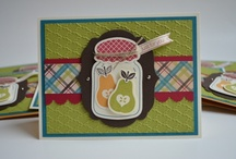 Stampin' Up! ideas / by Sandra Wingate