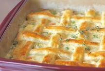 Main Dishes / Lunches and Dinners for family life