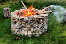 FIRES / great fires inside and out!