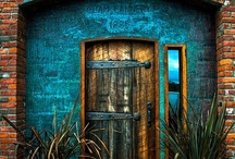Knock Knock / Yes, I am obsessed with doors.