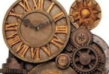Does anyone really know what time it is? / by Stephanie Stewart-Knepple