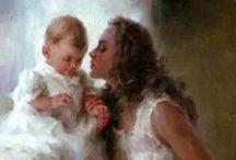 Beautiful Art of all kinds... / by Stephanie Stewart-Knepple