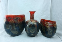 Glass / Glassworks that are on sale at Danforth East Arts Fair, Sept. 15-16, 2012.