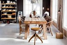 Home: Dining spaces