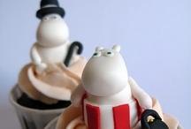 Moomin cooking and baking