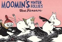 Moomin comics