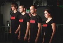 """""""Teatr TCR"""" / Grupę teatralną T.C.R. tworzy zbieranina ludzi, bawiący się życiem i teatrem. Poprzez swoje projekty bawiących się także rzeczywistością... >>> www.facebook.com/TeatrTCR <<<"""