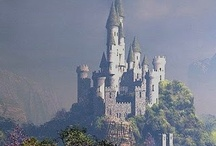 Castles and Cathedrals / by Stephanie Stewart-Knepple