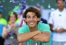 Rafa!  My Favorite!! Can you tell??LOL! / by Diane Griffith