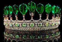 Antiquities: Crowns and Tiaras / by Stephanie Stewart-Knepple