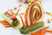 Food Art  / Make healthy food pretty and fun to optimize intake for family, friends and children.