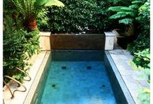 Our New Pool / In search of ideas for a combined hot-tub-pool