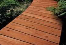 ProWood Dura Color / We were first to introduce color-infused, pressure-treated lumber. We named it Dura Color. It's perfect for almost every outdoor use, has a lifetime limited warranty and looks incredible.