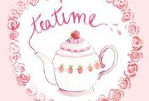 Time for Tea... / Tea loving!!!