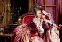 """~ Marie Antoinette/Versailles ~ / """"I am terrified of being bored"""" ~               Marie Antoinette   / by Jamie Shokri"""