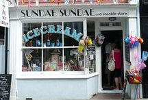 Shops that are too cute!