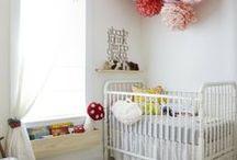 It's a Girl Nursery. / Girl nursery design