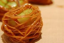 Pumpkin and Apple / Fall treats