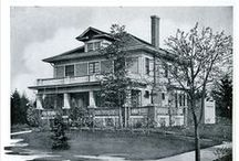 House Plans / House plans, modern and historic