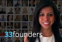 33founders Video Series / 33founders is an interview series about how to launch and scale your startup