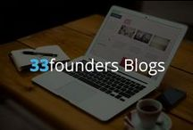 33founder Blog's by Jenna Abdou / Jenna Abdou, Blogger, Producer & Host of The 33founders Series