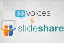 Slideshare / 33voices & 33founders Slideshare