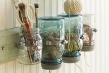 great ideas❢ ❢ / organization, cleaning, cool gadgets, and other forms of brilliance / by Carrie-Christina