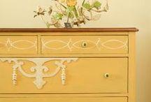 Furniture Refinishing or Repurposing