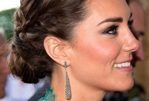 Style Icon: Kate Middleton / Our modern-day Cinderella. / by Maria Isabel Concepcion