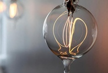 Inspiration: Lightbulbs & Twinkle Lights / by Manic Trout