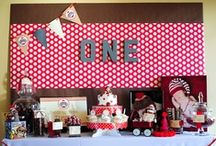 first birthday party themes/ideas / by Michele Scott