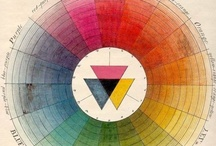 Color Schemes / by Donna Forrester