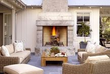 outdoor spaces / by Michele Scott