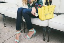 Love the Look / Fashions that I love. Ideas for colors, pairing, layering and just looking super cute! / by Kami Huddleston