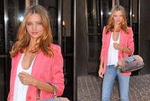 Celebrity Style: Miranda Kerr / by Maria Isabel Concepcion
