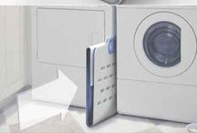 Laundry Schmaundry / Laundry rooms / by Chandra Bell
