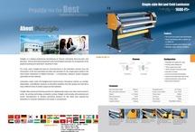 Plastificatrici Roll Laminator / Macchine Brossuratrice Professionali Binder, Robuste Affidabili per Centri Stampa,  Legatorie e Tipografia tutte le tipologie di Brossuratrici daTavolo compatte per Ufficio, con Cordonatore in Linea Formato A3 - A4- B4 Rilegare a Caldo in modo automatico per un prodotto finito di Alta Qualità