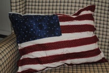 Americana, Patriotic, 4th of July Ideas & Projects / by Love To Sew Studio