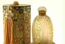 Perfume Bottles / I have collected perfume bottles since I was about 16. I just love them.