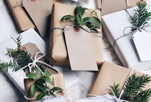 Life Hack: Great Gifts / Gifts and gift wrapping inspiration