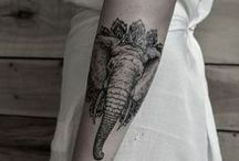 Tattoo's I'll never get, but love / by Christine Romanelli