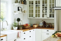 Home | Kitchens / by Ashley White