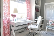 Home | Office / by Ashley White
